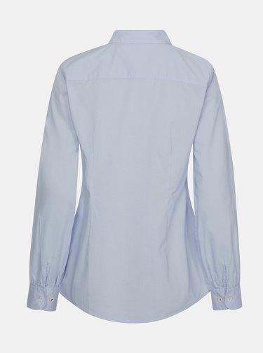 Modrá dámská košile Tommy Hilfiger Lacie