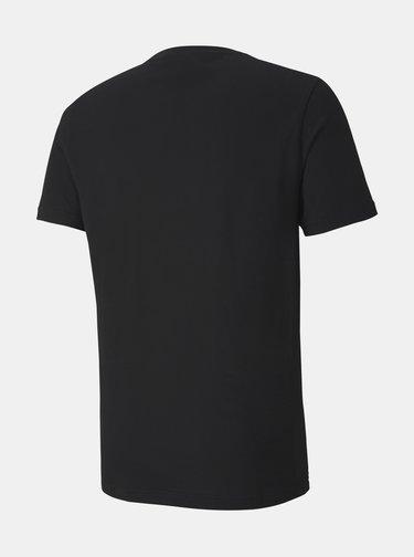 Čierne pánske tričko Puma