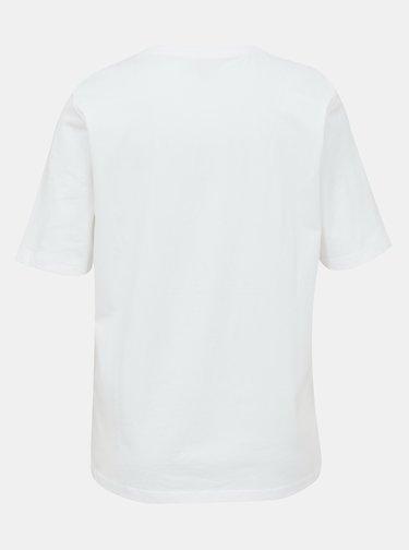 Bílé tričko ONLY Ava