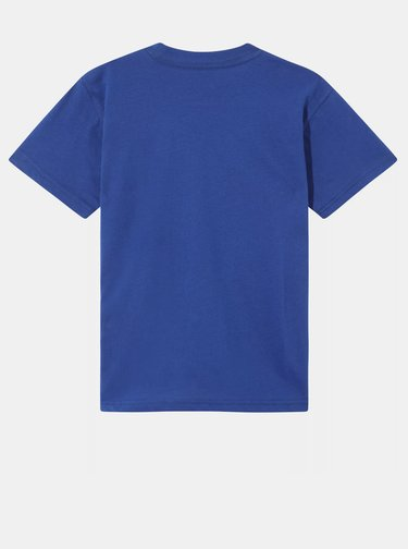 Modré klučičí tričko VANS