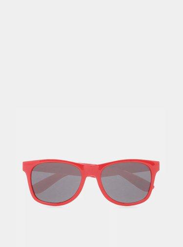 Červené sluneční brýle VANS