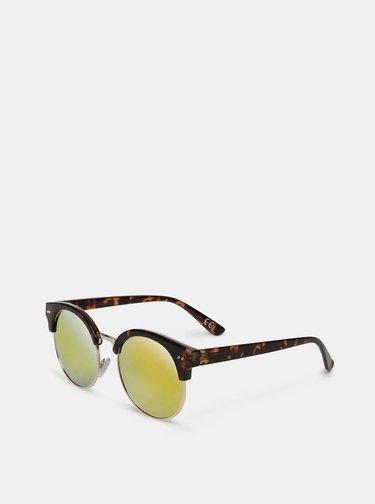 Hnedé dámske slnečné okuliare VANS