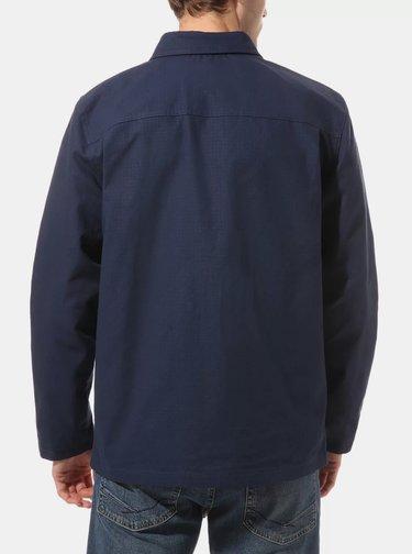 Tmavě modrá pánská bunda VANS