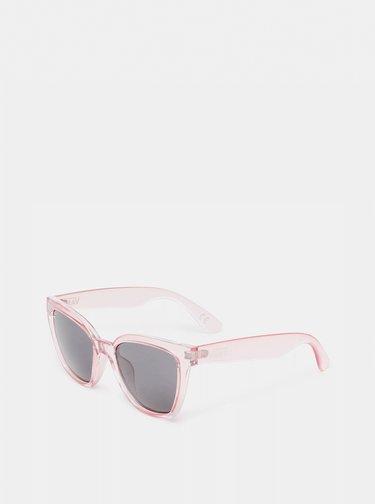 Růžové dámské sluneční brýle VANS