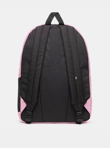 Ružový dámsky batoh VANS 30 l