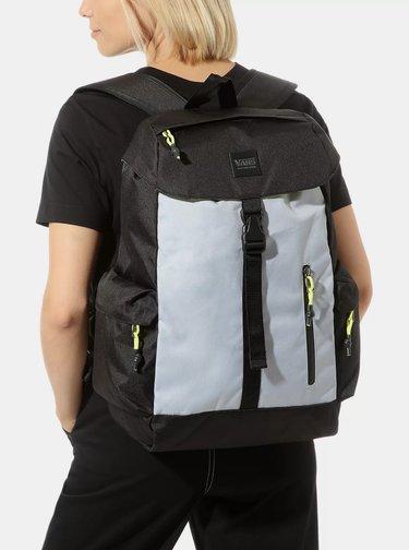 Modro-čierny batoh VANS