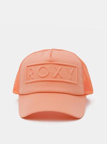 Růžová kšiltovka Roxy
