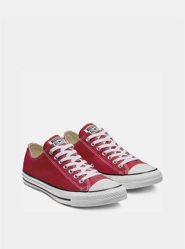 Červené tenisky Converse Chuck Taylor All Star