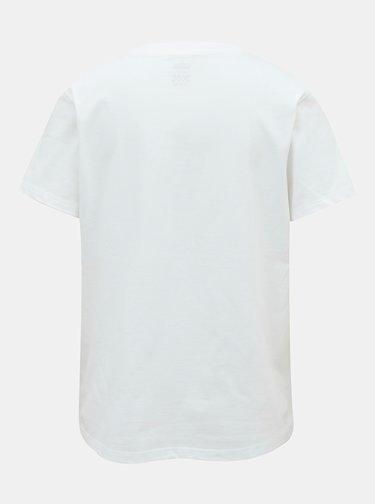 Bílé dámské tričko VANS