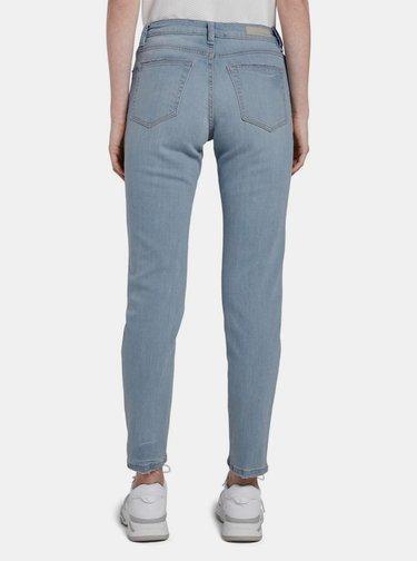 Světle modré dámské slim fit džíny Tom Tailor Denim