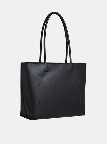 Čierny shopper Calvin Klein Jeans