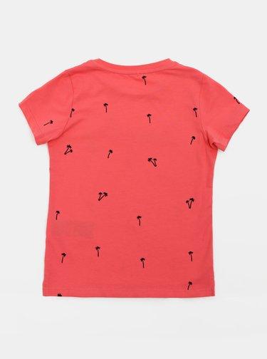 Růžové holčičí tričko name it
