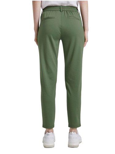 Zelené dámské kalhoty Tom Tailor Denim
