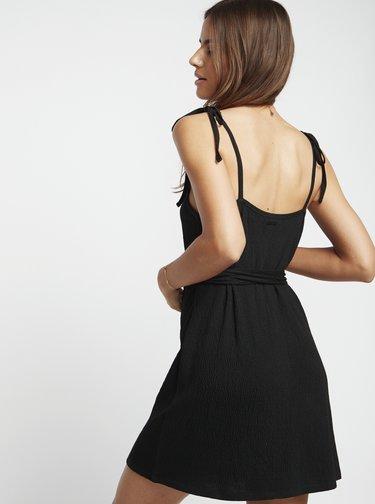 Čierne šaty Billabong