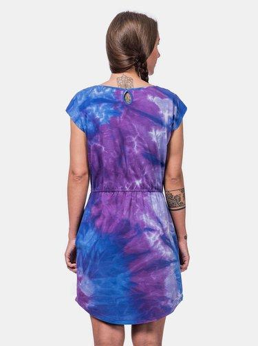 Fialovo-modré šaty Horsefeathers