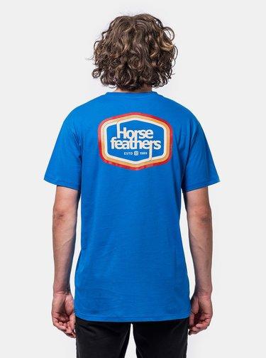 Modré pánske tričko Horsefeathers