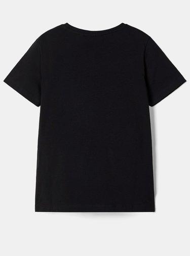 Černé klučičí tričko name it Muefa