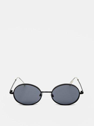 Čierne slnečné okuliare Jack & Jones Team