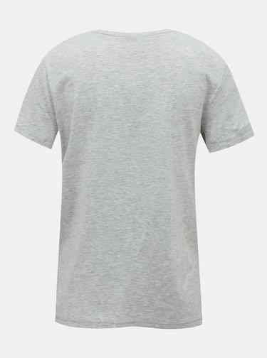 Šedé tričko ONLY Kita