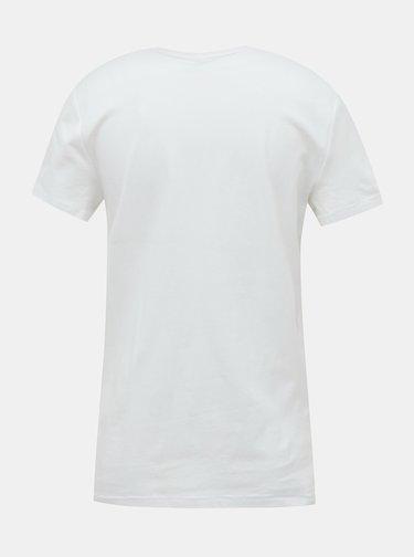 Biele tričko ONLY Kita