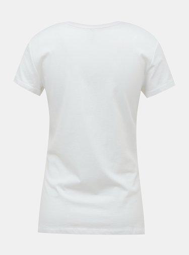 Biele tričko ONLY Nanna