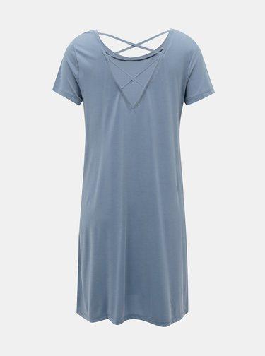 Světle modré basic šaty ONLY Free