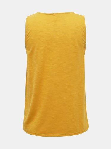 Žltý top ONLY Lisa