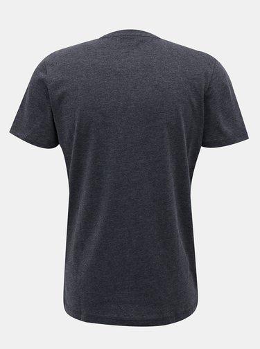 Tmavě šedé tričko Jack & Jones Star