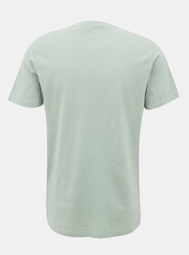 Světle zelené tričko Jack & Jones Suite