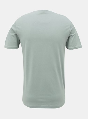 Světle zelené tričko Jack & Jones Reli