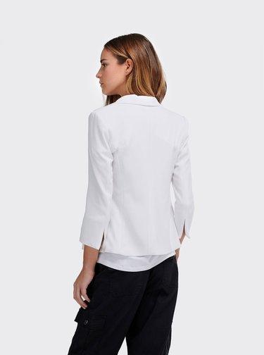 Biele dámske sako Alcott