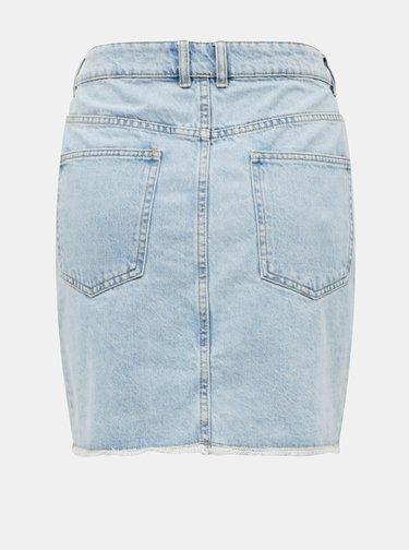 Světle modrá džínová sukně Alcott