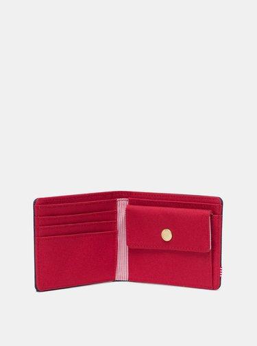 Modrá peněženka Herschel Supply