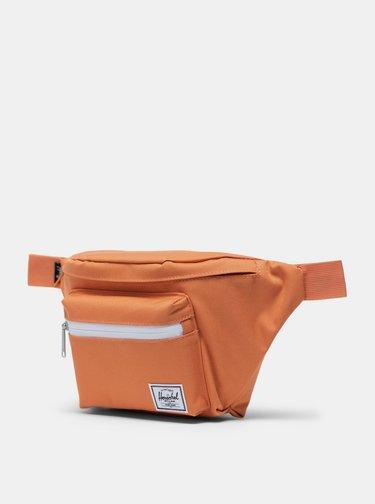 Oranžová ledvinka Herschel Supply 3,5 l