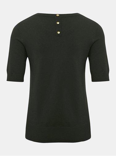 Čierny svetrový top M&Co