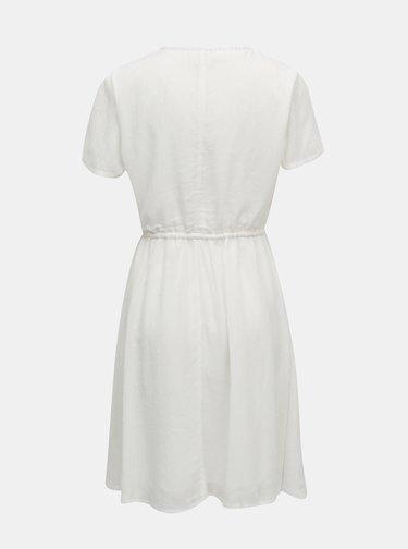 Biele šaty VILA