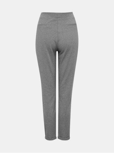 Šedé nohavice M&Co