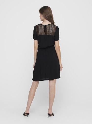 Černé šaty Jacqueline de Yong Summer