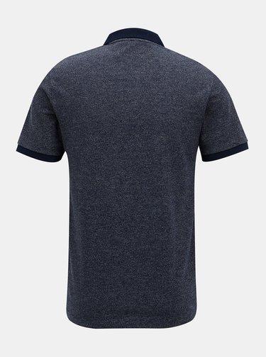 Tmavě modré polo tričko Selected Homme Philip