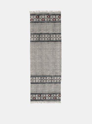 Šedý vzorovaný koberec Tranquillo Lucas