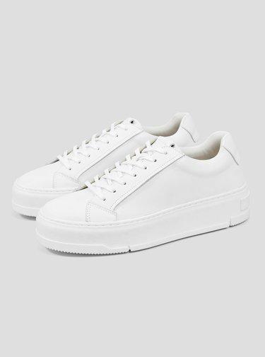 Pantofi sport si tenisi pentru femei Vagabond - alb