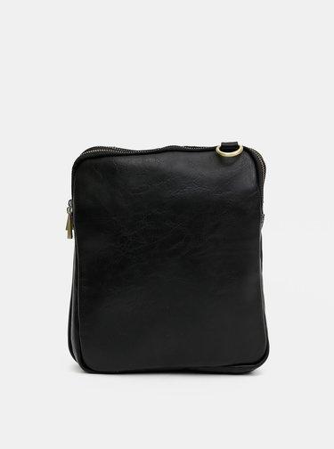 Čierna crossbody taška Bobby Black