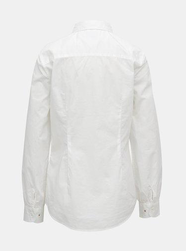 Biela dámska košeľa Tommy Hilfiger