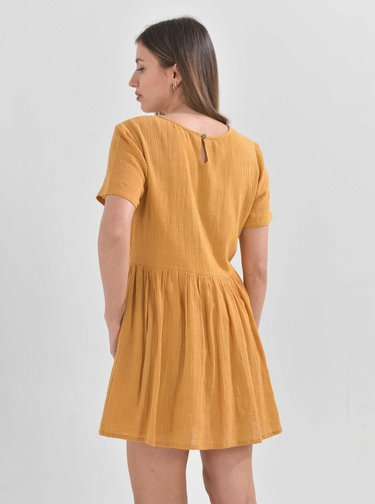 Rochii casual pentru femei Ble - galben