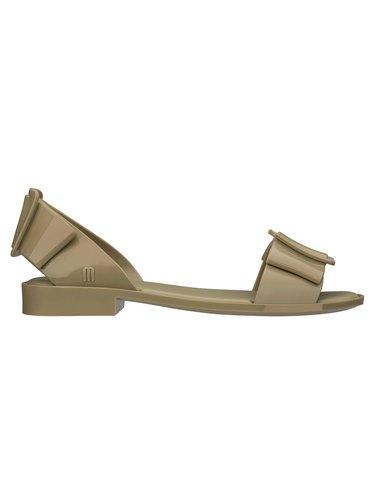 Melissa khaki sandále Aurora Beige
