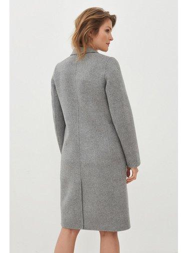 Pietro Filipi světle šedý kabát