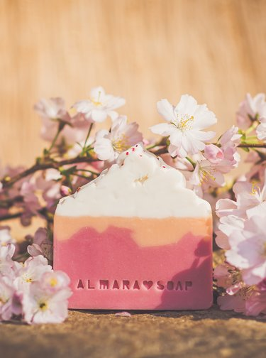 Mýdlo Almara Soap Cherry Blossom