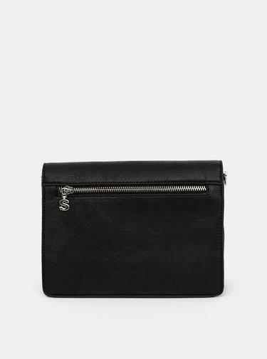 Čierna crossbody kabelka Desigual