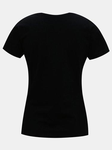 Černé dámské tričko Pepe Jeans