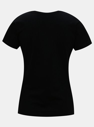Čierne dámske tričko Pepe Jeans